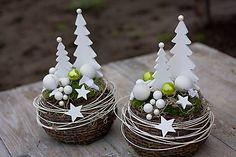 Vianočná dekorácia V pohádkovom lese