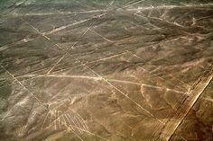 Peru. Nazca Lines , Nazca  // Flickr: by Ilkerender