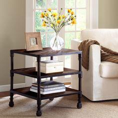 Renate 2-shelf Coffee End Table