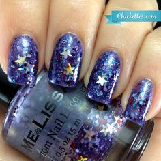 Me.Lissa Custom Nail Lacquer - Struck Upon a Star