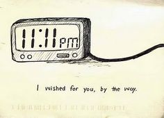 Describes my 11:11 on 11/11/11 :)