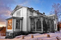 The Tarvaspää villa II   Former Gallen-Kallela's summer house.