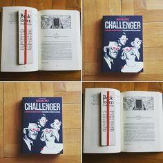 """La prima recensione di Challenger dice così:  """"Perché leggerlo: perché Guillem López ha creato un universo, un romanzo che sfugge ad ogni definizione ma che conquista ed echeggia nella mente del lettore come le innumerevoli volte che il Challenger è esploso"""""""