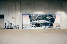 """Torpen """"Rupture"""" Master piece, 2012"""