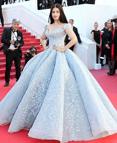 Aishwarya Rai at the 70th annual Cannes Film Festival on May 19, 2017 in Cannes, France