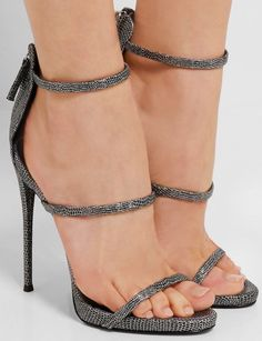 The Hottest Shoe This Season: Giuseppe Zanotti 'Harmony' Sandals