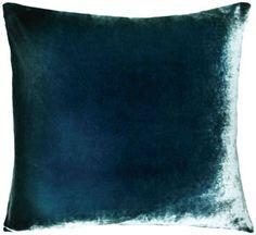 // velvet pillow