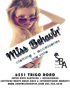 d6be0db41c3 Miss Behavin Boutique 6551 Trigo Rd Isla Vista