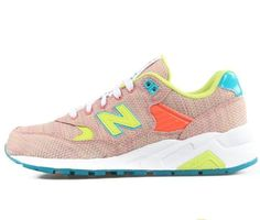 Newest New Balance 580 Ice Sand Retro Peach Green Women Sneaker Cheap New Balance, New Balance Women, Peach And Green, New Balance Sneakers, Sneakers For Sale, Ice, Retro, Shoes, Zapatos