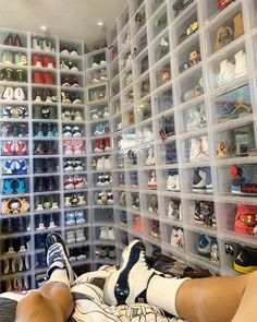 Behind The Scenes By lacelab Shoe Room, Shoe Wall, Shoe Closet, Sneakers Fashion, Fashion Shoes, Sneakers Nike, Queer Fashion, Fashion Dresses, Fashion Jewelry