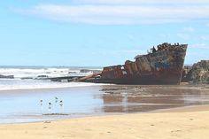 Wild Coast Region, South Africa | The Jacaranda Shipwreck | Flickr - Photo Sharing!