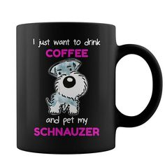 "1,885 Likes, 39 Comments - Schnauzer World!® (@schnauzerworld) on Instagram: ""Grab this amazing Schnauzer MUGS NOW!Shop link is in my bio Satisfaction guarantied❗ Worldwide…"""