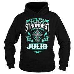 JULIO JULIOYEAR JULIOBIRTHDAY JULIOHOODIE JULIO NAME JULIOHOODIES  TSHIRT FOR YOU