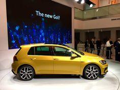 2017 VW Golf Mk7 Facelift