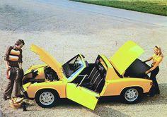 gasinblood: 1973 Porsche 914 by Auto Clasico on Porsche 914 Porsche 914, Porsche 911 Classic, Porsche Cars, Vintage Porsche, Vintage Cars, Ferdinand Porsche, Car Humor, Motor Car, Dream Cars