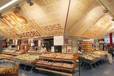 Deka Markt branding & store design by Twelve Studio, Wormerveer   Netherlands