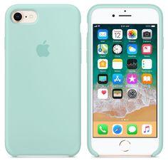 Coque en silicone pour iPhone 8 / 7 - Bleu nuit - Apple (BE) Capa Iphone 6s Plus, Funda Iphone 6 Plus, Coque Iphone 7 Plus, Apple Iphone 5, Apple Ipad, Silicone Iphone Cases, Iphone 8 Cases, Iphone 5c, Coque Ipod