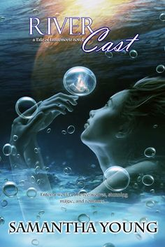 River Cast (Tale of Lunarmorte #2)  by Samantha Young