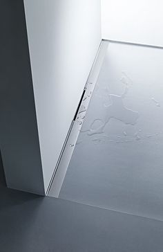 Dallmer | CeraWall S drainage system for floor-level showers