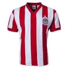 Chivas Retro Soccer Jersey - FoxSoccerShop.com