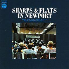 """Nobuo Hara And His Sharps And Flats - In Newport:初めて聴いた瞬間にヤラれた""""ソーラン節""""やっぱりなんとも凄いVersionというか。別の物というか。Big BandなAfro Cuban。ものすごい熱量。ものすごい息吹。ものすごいノリ。他にも日本に古くからあった音楽をBig Bandな感じでナイスにアレンジ。昔の日本の音楽界の凄みというか厚みというかJazzとポピュラーな音楽がシンクロしていたみたいな。今はあまり感じないねそういうの。それはそれで別のものも産まれていたりはするんで一概に良い悪いとは言えないけど。昔もすごい。  ずーっと""""和モノ""""なんてものを意図的に避けていたけど、これを初めて聴いた時、衝撃走った。特に日本のJazzには""""Fusion寄りなDrumの軽めなやつ多い""""って印象だったのでいろいろ聴いていかないとなあと改めて思った次第。"""