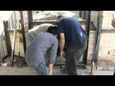 Spring of 2014 Marc Lancet and his Kiln Design Class built a wood fire kiln at Solano College in Fairfield California. These are scenes from the process.  KilnBuildingAdventure - YouTube