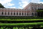 Museu Imperial Piscina Do Hotel, Brazil, Louvre, 1, Mansions, House Styles, Building, Home Decor, Old Bridges