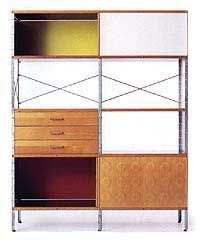 I still can't believe the basic Ray & Charles Eames design still looks modern today!
