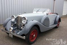 1937 Lagonda LG45 Open Tourer