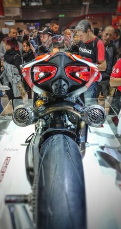 EICMA live 2016_Ducati 1299 Superleggera