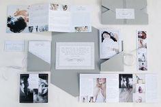 Wedding Welcome Packet: Minimalist Edition   Design Aglow