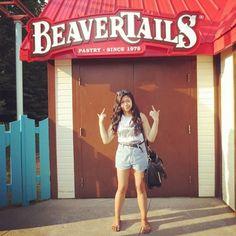 Found! BeaverTails Canada's Wonderland Photo by cjayginez