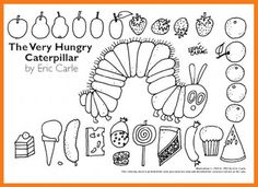 free eric carle book printable activities and coloring pages