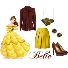 """Modern Belle"" by wonderland449 on Polyvore"