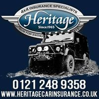 Heritage Classic 4x4 Insurance Oh my days....... A VW Beetle based Land Rover ...... too crazy!  It's going on sale right now if anyone is wild enough!