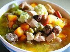 Resep Sayur Sop Bakso Ala Restoran Makaroni Sosis Ikan Sederhana - MasakanRestoran.com