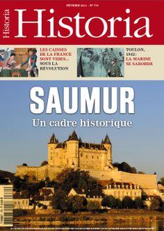 Saumur. Un cadre historique