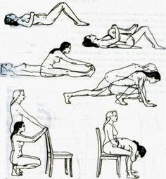 EXERCISE FOR LOWER BACK PAIN /// แก้ปวดหลัง
