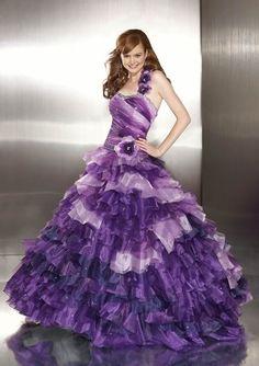 hot sale unique new arrival fashion organza ruffles 2014 quinceanera dresses 2014 Spring Quinceanera Dresses, quinceanera gowns & dresses