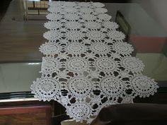 mp.croche: Caminhos de mesa