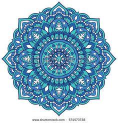 Coloriage Mandala Couleur.22 Meilleures Images Du Tableau Mandala Couleur Colors Mandala