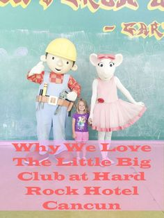 Why We Love The Little Big Club at Hard Rock Hotel Cancun, Mexico