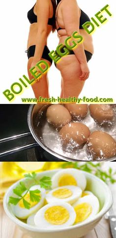 Eggs are one of the healthiest foods that you can bring to your plate especially for breakfast. This boiled egg based...