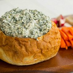 Spinach Dip Recipe | Brown Eyed Baker