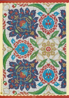"ru / tymannost - The album ""World Cup embroidery 2009 Just Cross Stitch, Cross Stitch Flowers, Needlepoint Patterns, Embroidery Patterns, Cross Stitch Designs, Cross Stitch Patterns, Cross Stitching, Cross Stitch Embroidery, Cross Stitch Cushion"