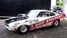 1970 FORD MAVERICK DRAG RACE CAR