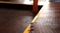 Value Interlocking Vinyl Floor Tiles Interlocking Vinyl Flooring, Bike Shed, Workshop Storage, Tile Installation, Garage Storage, Tile Floor, Storage Ideas, Garage Flooring, Goals