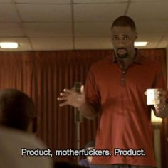 Business Theories Explained By Stringer Bell The Wire Tv Series, The Wire Tv Show, The Wire Hbo, Best Tv Shows, Best Shows Ever, Favorite Tv Shows, Movies And Tv Shows, Business Theories, Broadchurch