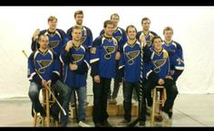 The Blues 2014 Olympian players.. :)