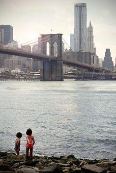 Dumbo Waterfront, Brooklyn